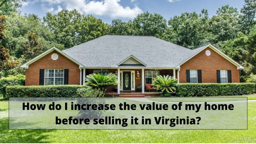 real estate agents in Virginia