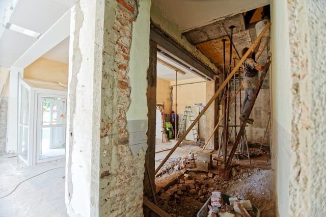 An old house that you need to renovate