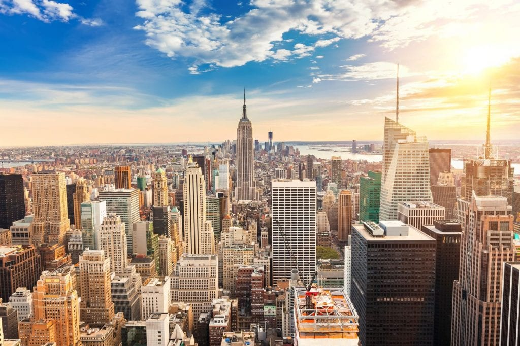 Manhattan, Best Areas in New York for increasing property values